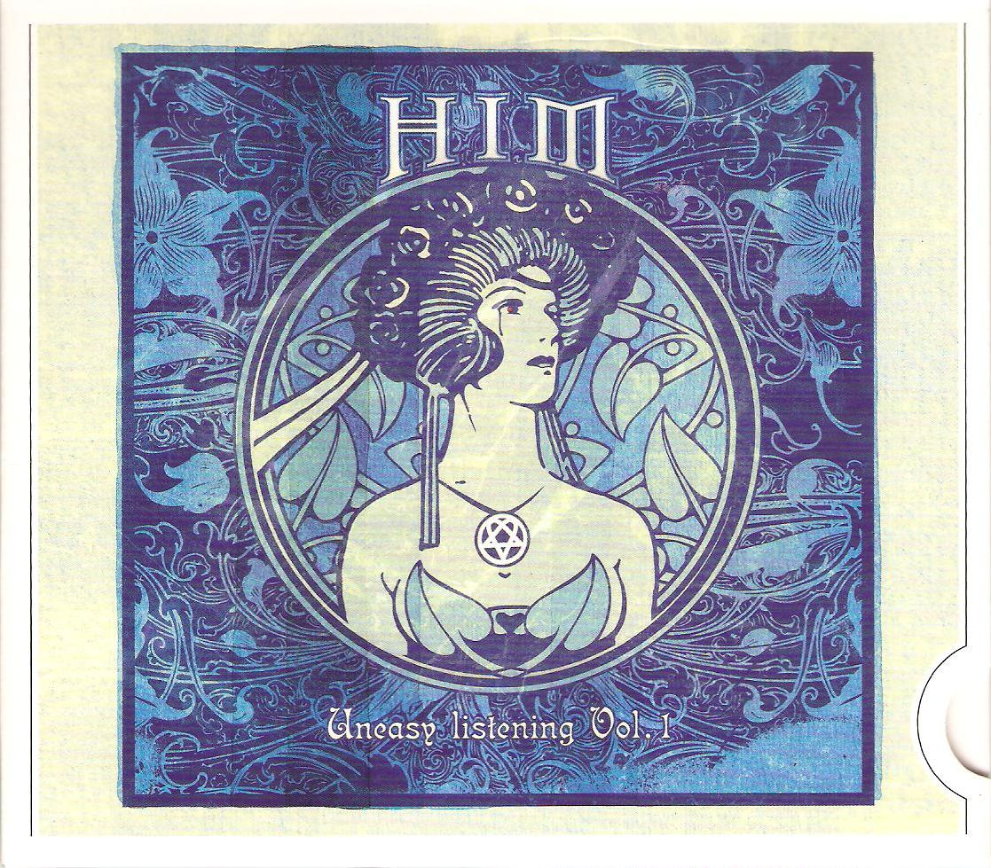 SaintScream.ru : HIM - Uneasy Listening Vol. 1 Информация ...