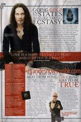 Сердце тьмы - свежая статья в Metal Hammer