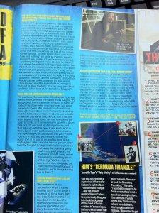 Журнал Kerrang! #1447