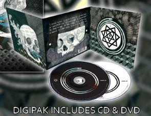 Трек-лист бонусного DVD - Live At Finnvox Studios