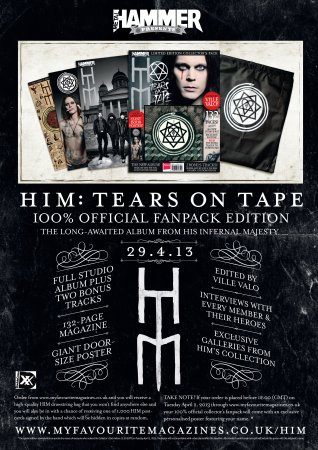 Превью Metal Hammer Fan Pack
