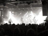 Концерт в клубе Postbahnhof, Берлин, 22.04.2013