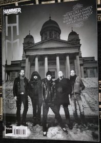 Обзор Tears on Tape Metal Hammer Limited Edition Collector's Pack
