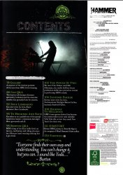 Перевод Metal Hammer Fanpack Magazine