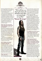 Перевод Metal Hammer Fanpack Magazine - Часть 5