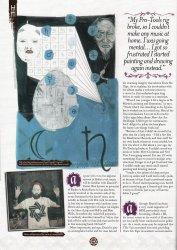 Перевод Metal Hammer Fanpack Magazine - Часть 6