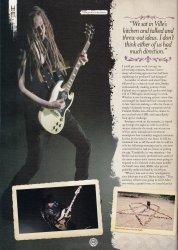 Перевод Metal Hammer Fanpack Magazine - Часть 7