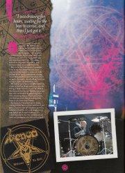 Перевод Metal Hammer Fanpack Magazine - Часть 8