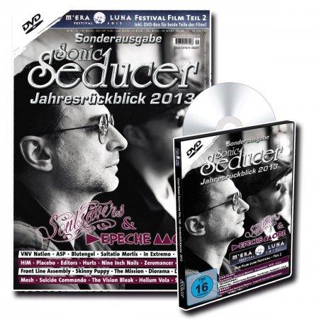 Выпуск Sonic Seducer с бонус-DVD #2
