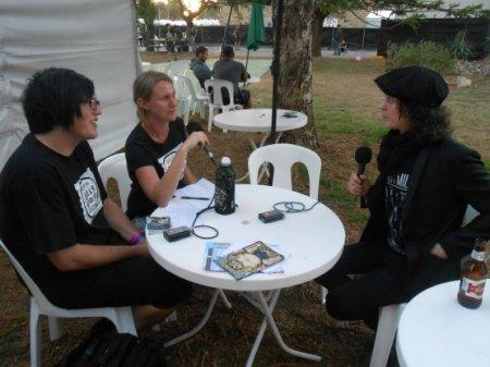 Все интервью с фестиваля Soundwave 2014