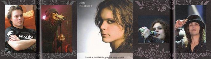"""Перевод книги """"Die echte, inoffizielle, geheime Biografie von HIM"""""""