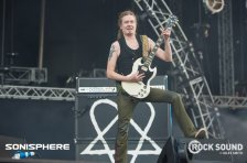 Sonisphere Festival, парк Небуорт, Великобритания