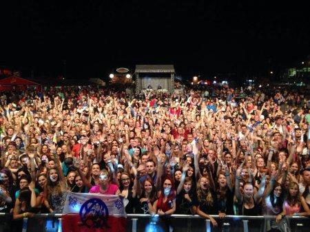 25-27.07.2014 Обзор концертов в Чехии и Австрии