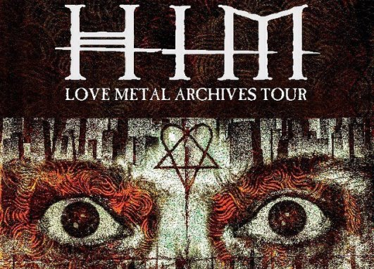 Love Metal Archives Tour 2014
