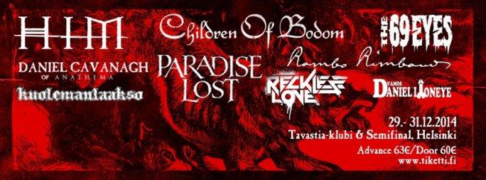 Вся информация о фестивале Helldone 2014