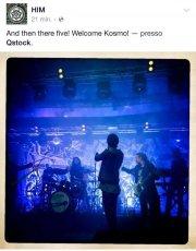 25.07.2015. Обзор выступления на фестивале Qstock, Оулу, Финляндия