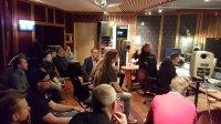 Мастер класс от Линде в рамках Backstage Secrets Europe