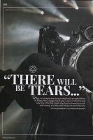 HIM is dead. Перевод и сканы Metal Hammer 12/2017 - Часть 1.