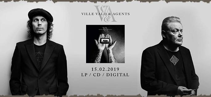 Релиз альбома Вилле и Agents