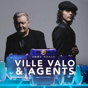 Вилле Вало и Agents. Концертный тур.