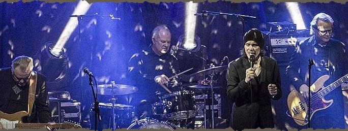 Первый концерт Ville Valo & Agents. 02.03 Himos Areena, Jämsä.