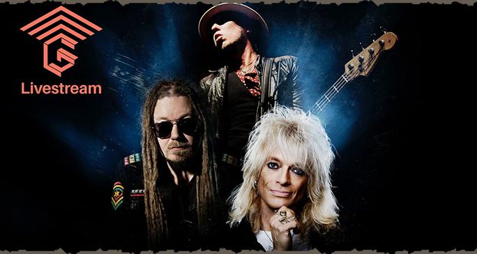 Hanoi Rocks feat. Linde - онлайн-стрим концерта