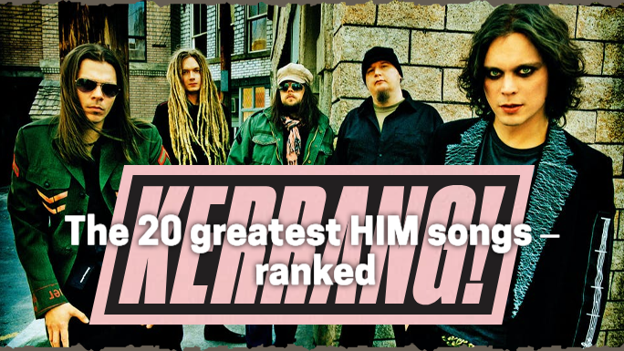 Kerrang!: The 20 greatest HIM songs – ranked
